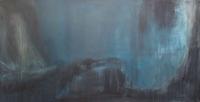 Abstrakt maleri kunst af Charlotte Tønder - Ocean Eleven