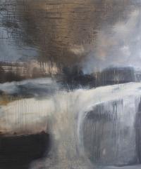 Figurativt maleri kunst af Charlotte Tønder - Open for impressions