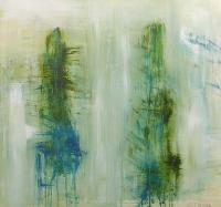 Figurativt maleri kunst af Charlotte Tønder - Harmony