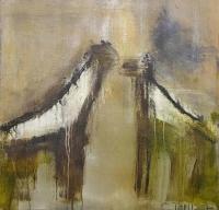 Figurativt maleri kunst af Charlotte Tønder - Safari