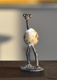 skultptur-af-hans-felthaus-vagtel
